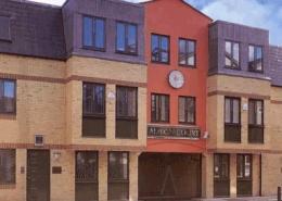 Albion Court, Hammersmith