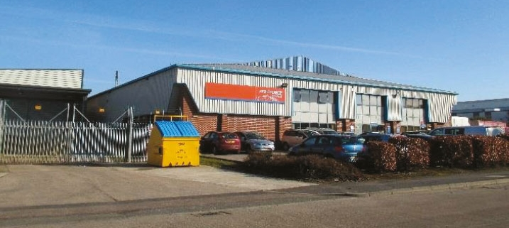 Frith Industrial Estate Leicester