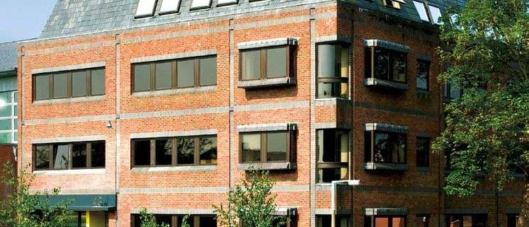 Reigate Place building